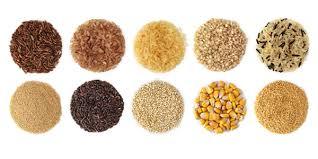I vari tipi di cereali