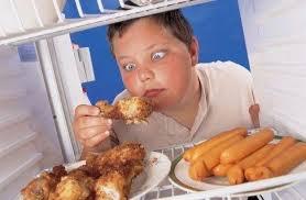 bambini grassi